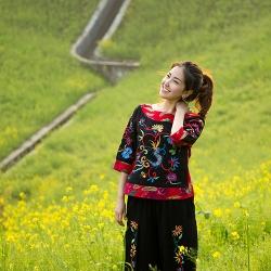 江苏重庆刺绣 长袖
